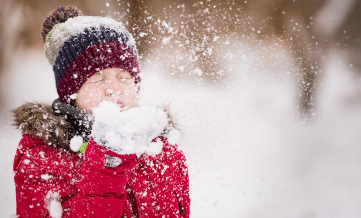 JAAAAAA: Vrijdag grote kans op sneeuw!