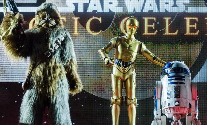 Star Wars fans opgelet: hier moet je heen!