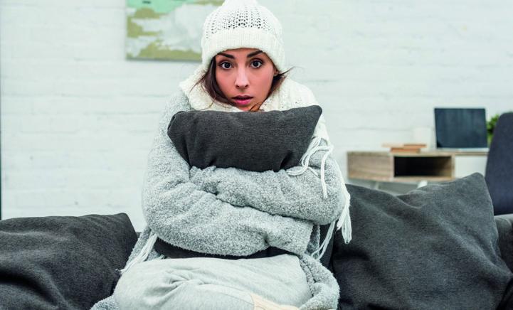 Onderzoek: Meeste vrouwen zetten verwarming stiekem gewoon hoger!