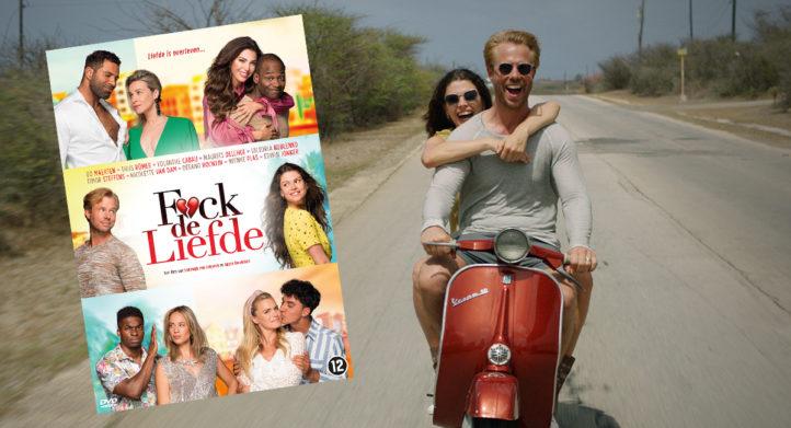 WIN: de feel good film F*CK DE LIEFDE op DVD!