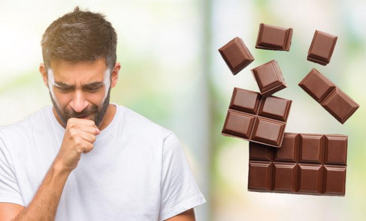 OMG: Chocolade is hét medicijn tegen hoesten!