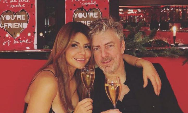 Hint Olcay met deze foto op een huwelijk met Ruud de Wild?