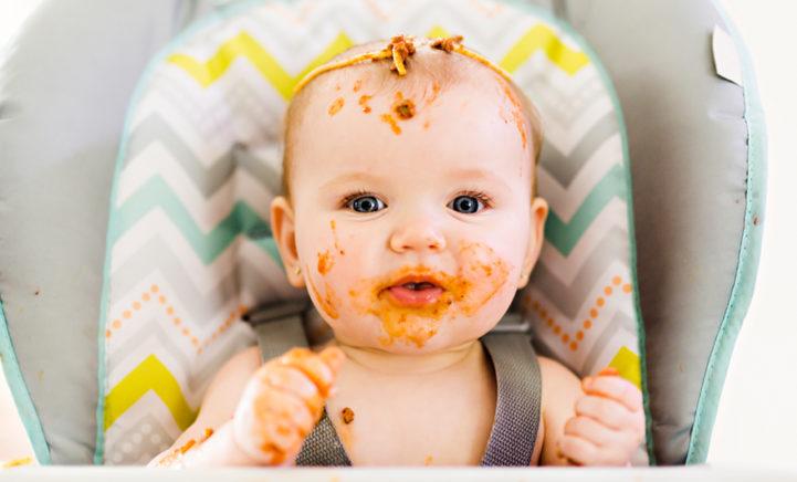 Als je je baby dít te eten geeft verlaag je de kans op voedselallergie!