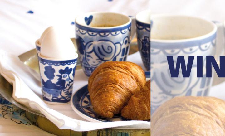 PUZZELPRIJS: Win een ontbijtset van Blond Amsterdam!