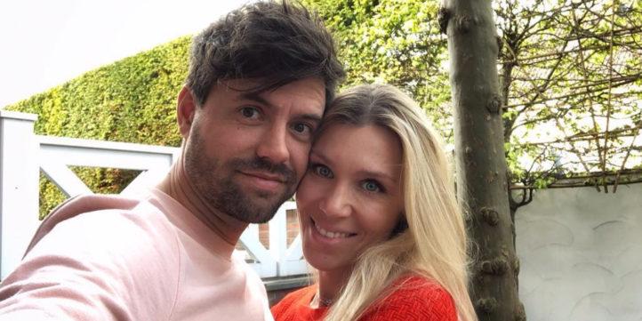Simon Keizer zet zijn vrouw Annemarie in het zonnetje!