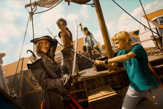 100%NL Magazine film Piraten