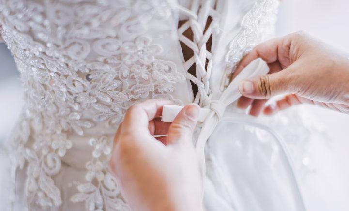 Bruidjes opgelet: deze bekende winkelketen komt met betaalbare trouwjurken!