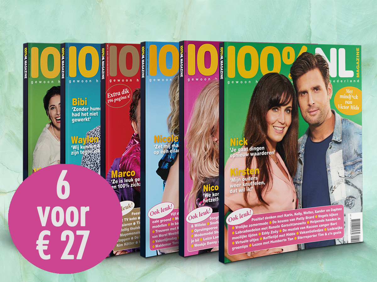 100%NL Magazine jaarabo