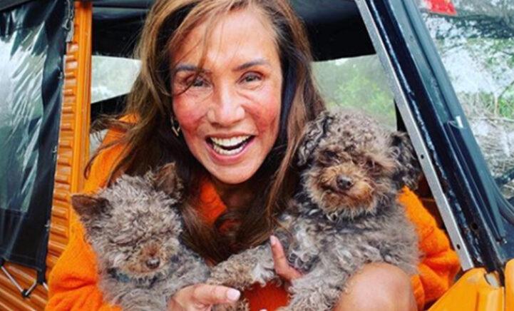 Patty brengt eerbetoon aan overleden hondje met bijzondere tattoo!