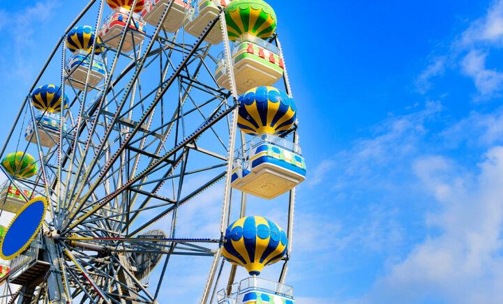 DIT WIL JE: Je kunt deze zomer uiteten in een reuzenrad!