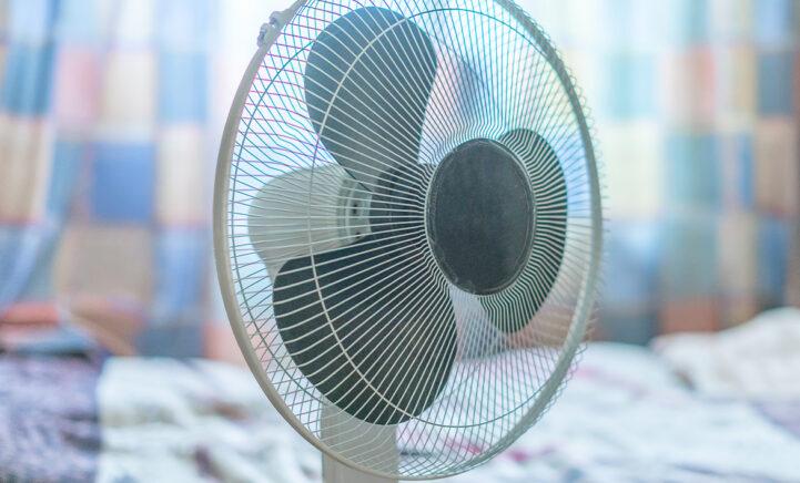 De ultieme tip om je kamer koel te maken werkt écht!