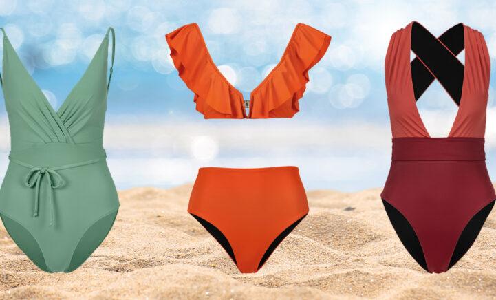 ZOMER: Steel de show in deze duurzame swimwear collectie!