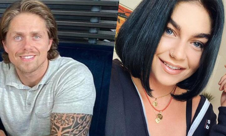 Roxeanne Hazes trots op haar broertje 'hij vond het zo spannend'