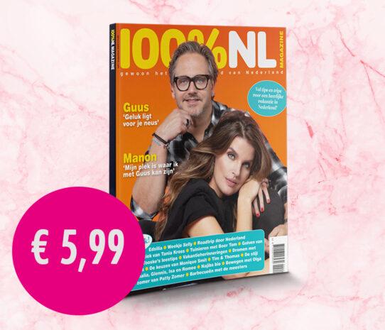 100%NL Magazine Losse Editie