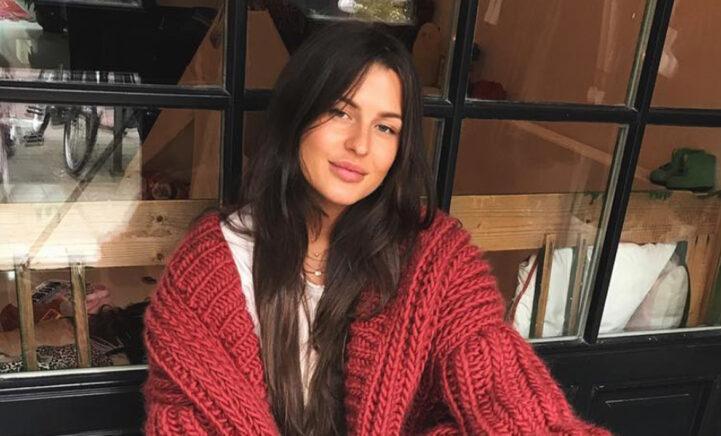 ZO ZOET: Romy Boomsma deelt foto van pasgeboren Juniper