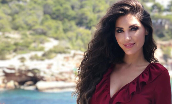 WOW: Yolanthe steelt de show in trouwjurk!