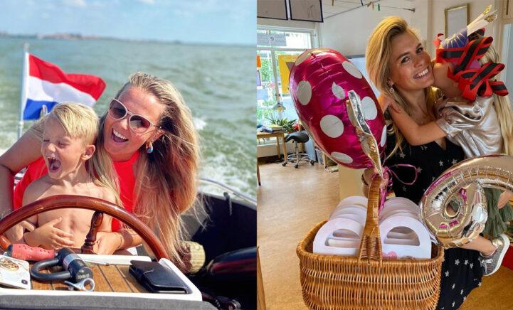 ZIEN: Monique en Nicolette pakten groots uit voor hun kinderen!