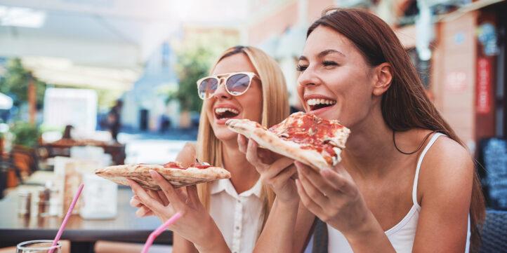 100%NL Magazine pizza