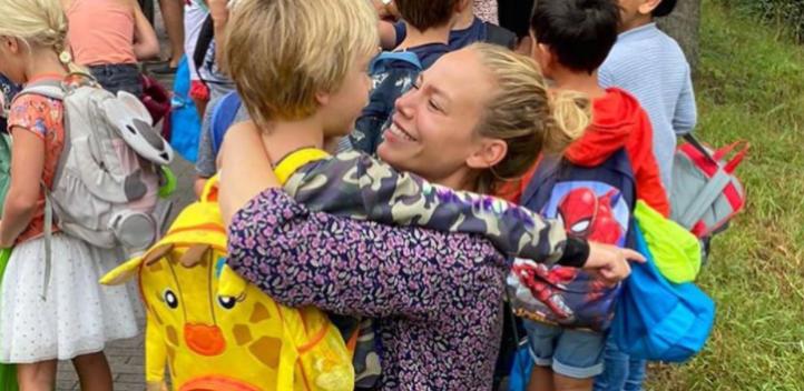 BACK TO SCHOOL: BN'ers delen massaal uitzwaaimomenten van hun kids!