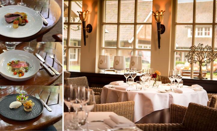 AANBIEDING: Michelinster arrangement in Landhuishotel de Bloemenbeek