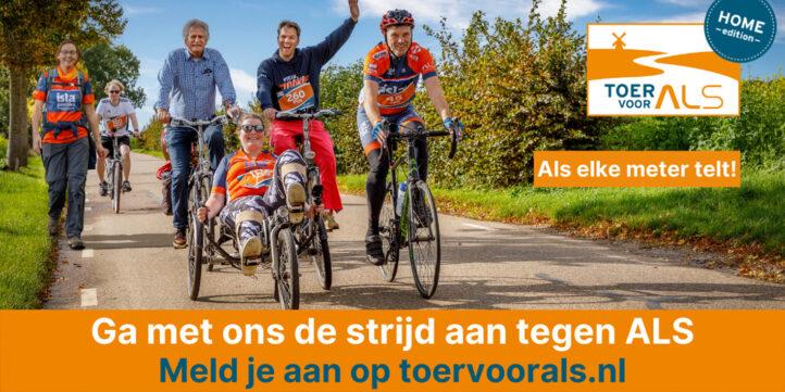 100%NL Magazine Stichting ALS