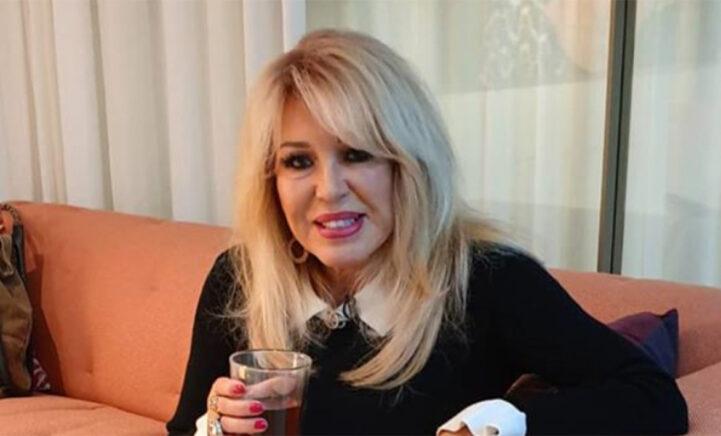 Patricia Paay wordt vandaag 72 maar 'doet er helemaal niets aan'