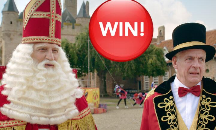 WIN: tickets voor De Club van Sinterklaas en het Grote Pietenfeest!