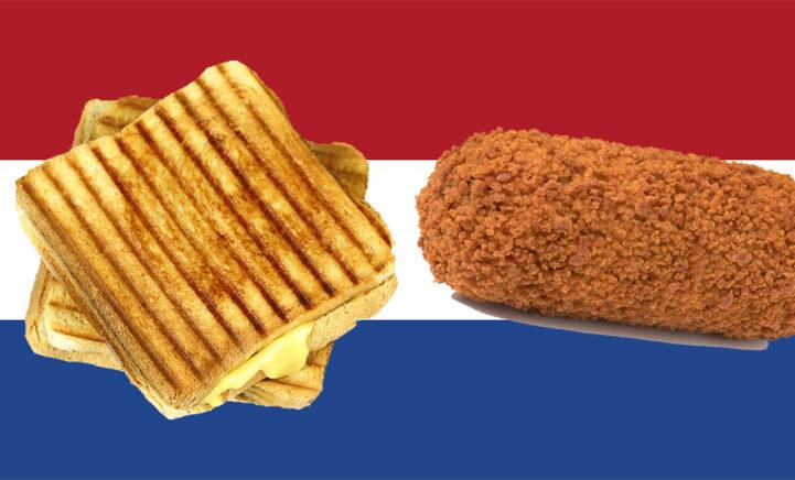 SNACKTASTISCH: Tosti Kroket grote hit in Nederland!