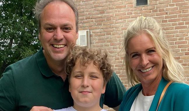 ZIEN: De Bauertjes delen een prachtige gezinsfoto!