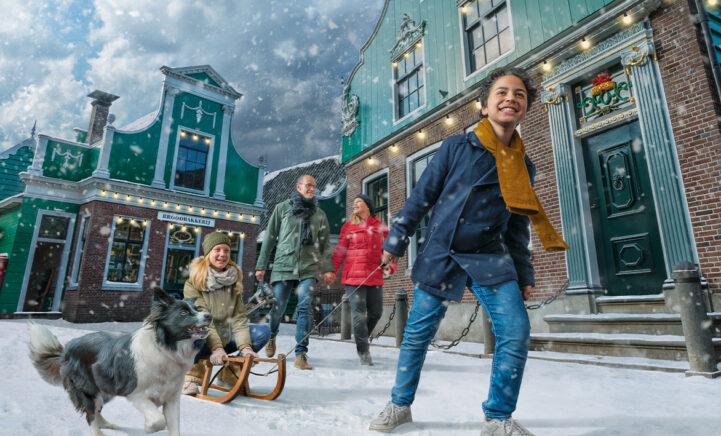 Sprookjesachtig uitje: Beleef de winter in het Openluchtmuseum