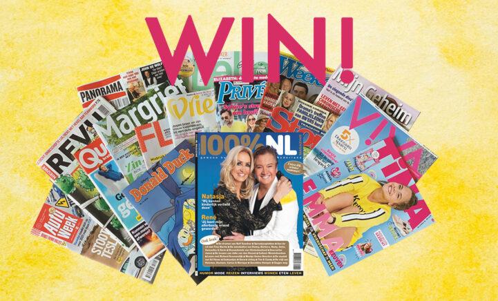 PUZZELPRIJS: Win een 3 maanden abonnement op leesmap.nl!