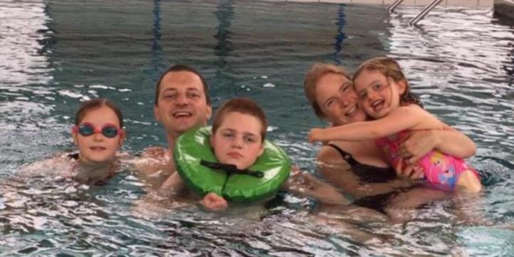 Dorien kon nooit op vakantie met haar gezin tot ze Bio Vakantieoord ontdekte 'Het is een groot goed'