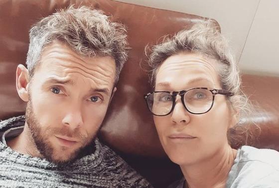 Tanja Jess en Charly Luske geveld door het coronavirus 'Best een beetje eng'