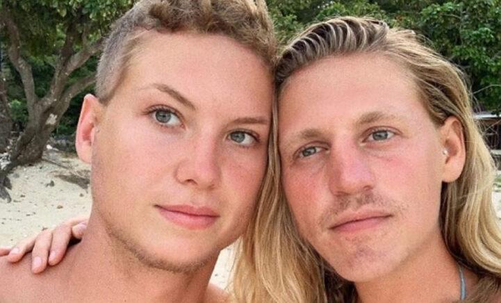 LOVEBIRDS: Het liefdessprookje van Kaj Gorgels en Jessie Jazz Vuijk