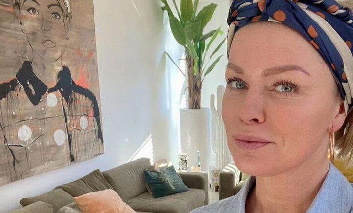 Bridget Maasland geeft rondleiding in haar perfect gestylde woning!