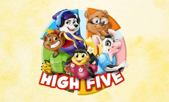 Ken jij ze al? Maak kennis met High Five in het gratis Winterdoeboek bij Hoogvliet!