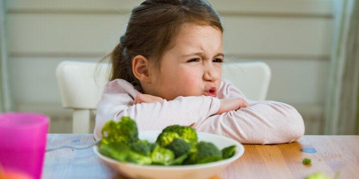 100%NL Magazine kinderen groenten