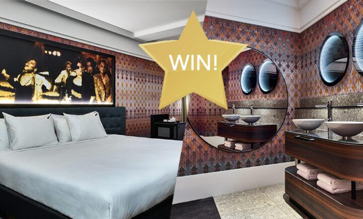 WIN: Een VIP overnachting in het Hard Rock Hotel Amsterdam American!