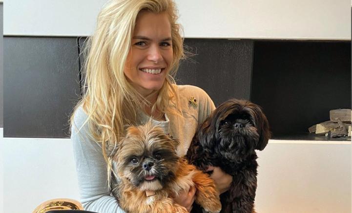 Bas en Nicolette moeten afscheid nemen van hondje Lucky: 'We missen hem enorm'