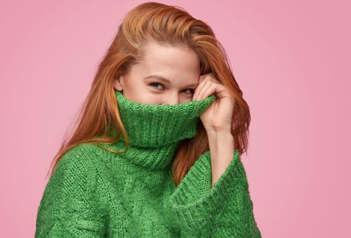 100%NL Magazine warme trui