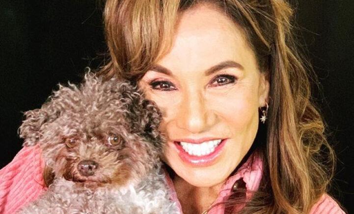 ZIEN: Patty Brard verwelkomt nieuwe puppy in haar leven: 'Welkom lieve Bobbie!'