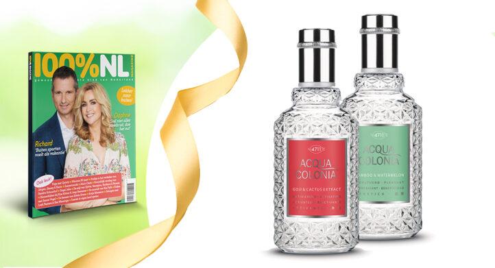 WIN: Frisse zomerse geuren van Acqua Colonia Limited Edition!