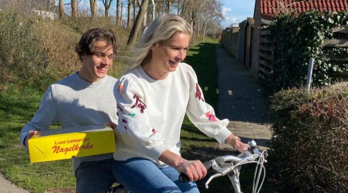 100%NL Magazine Frans Bauer junior