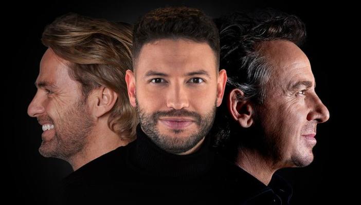 Hier is 'ie dan: de nieuwe single van Marco Borsato, Rolf Sanchez en John Ewbank!