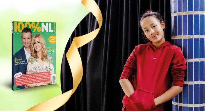 WIN: een kleurrijke sportoutfit voor meisjes van Ellen en Naomi!