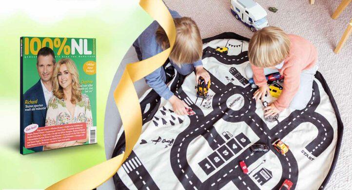 WIN: een tas en autobaan in één van Play&Go!