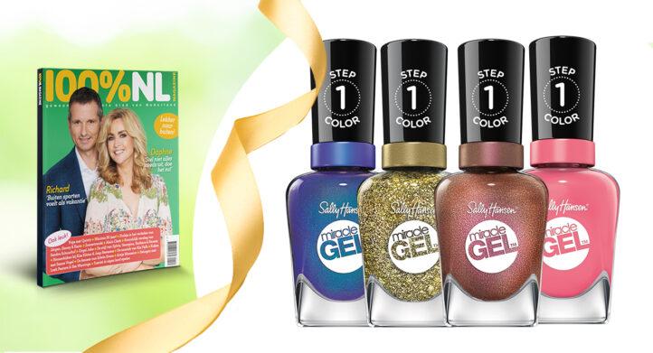 WIN: De nieuwe nagellak kleuren van Sally Hansen!