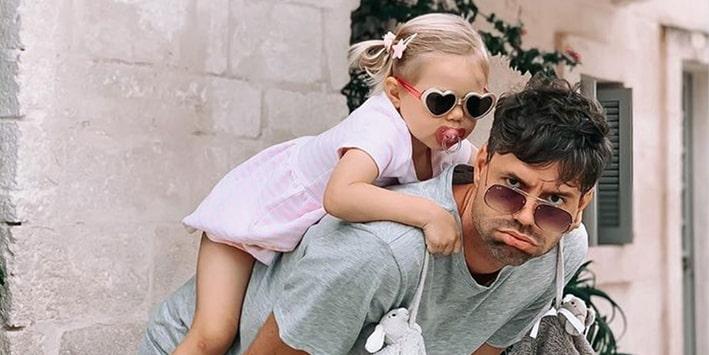 FOTO'S: Zó ziet het dochtertje van Simon en Annemarie Keizer er nu uit
