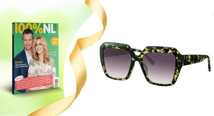 WIN: Een prachtige en stijlvolle zonnebril van Cheapass Zonnebrillen!