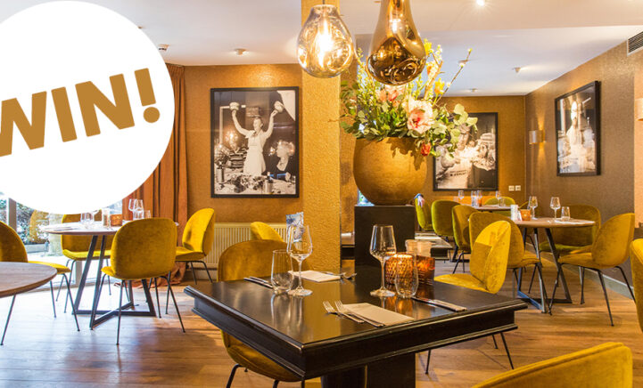 WIN: Unieke culinaire bollenroute met diner én overnachting bij Restaurant Hotel Merlet!